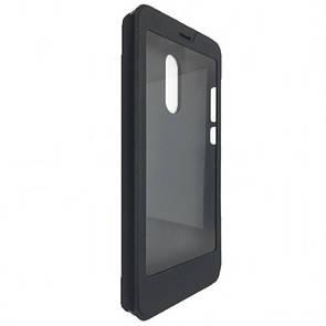 Чехол-книжка DK-Case кожа с пластиком Flip Cover Magnetic для Xiaomi Redmi 5 (black)