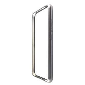 Чехол-бампер DK-Case металл matt hook down для Meizu M2 Note (grey)