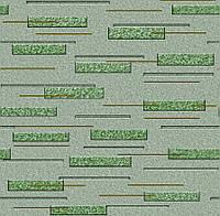 Обои влагостойкие мойка Корнет 2171 зеленый, фото 1