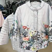 Куртка двухстороння демисезонная
