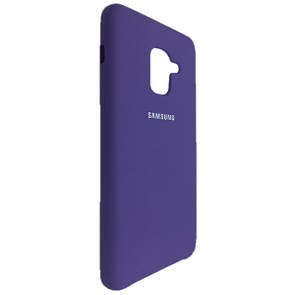Чехол-Накладка DK-Case Silicone Case DK-Case  для Samsung A8 Plus (violet)