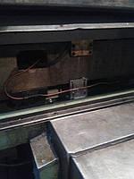 Установка оптических линеек и цифровой индикации DELOS DS-3V на координатно-расточной станок 2А622 7
