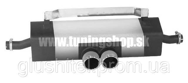 Изготовление точных копий прямоточных и камерных брендовых глушителей по приятным ценам.