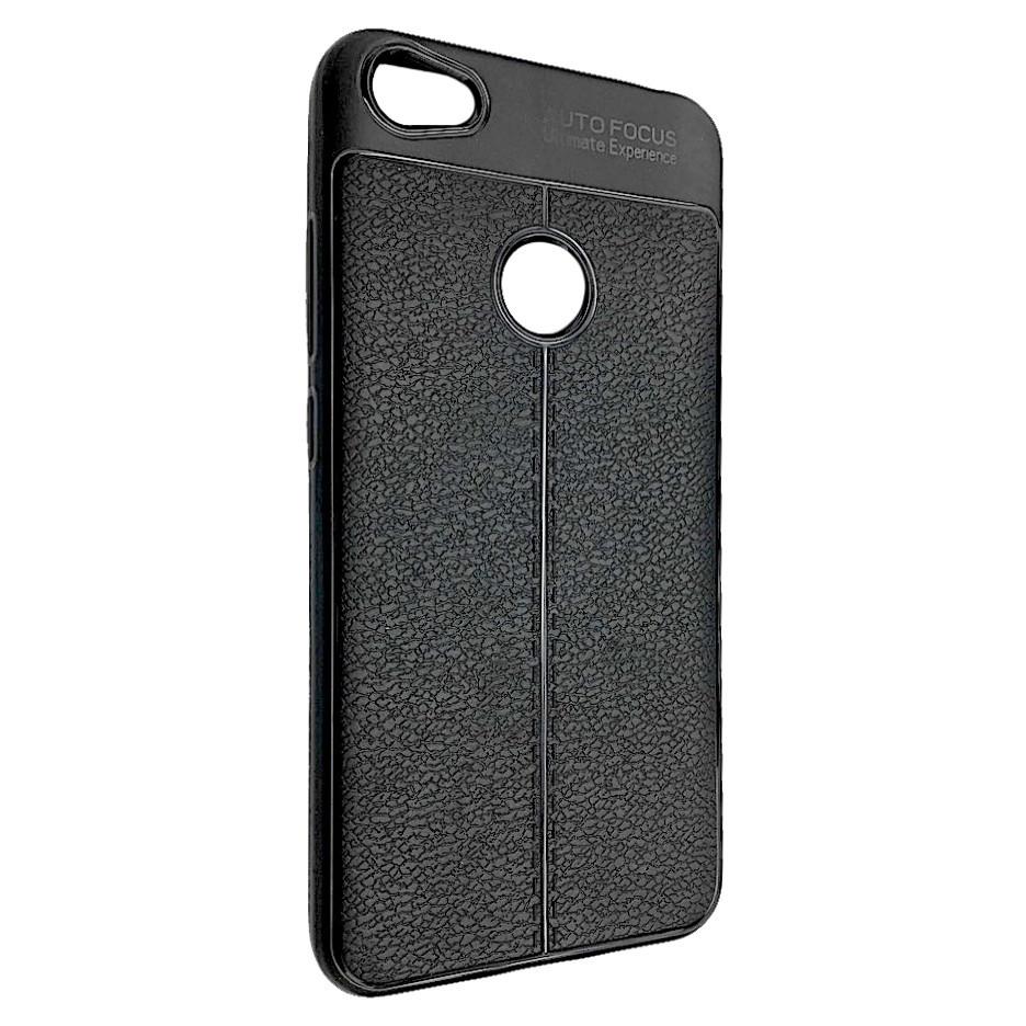 Чехол под кожу Autofocus TPU Xiaomi Redmi Note 5A Prime (black)