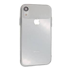 Чехол  Hoco Loyal for Apple iPhone XR (clear)