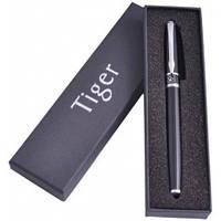 Подарочная ручка Tiger №857(Черная),деловой подарок ,эксклюзивные ручки,подарочные наборы,сувенирная продукция