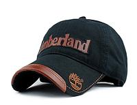 Бейсболка Timberland черная, кепка