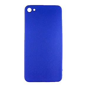 Чехол-накладка DK-Case силикон Шарпей для Meizu U20 (blue)