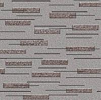 Обои влагостойкие мойка Корнет 2172 серо-коричневый