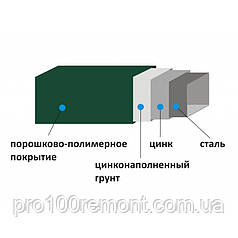 Столб 60х40 1,25м