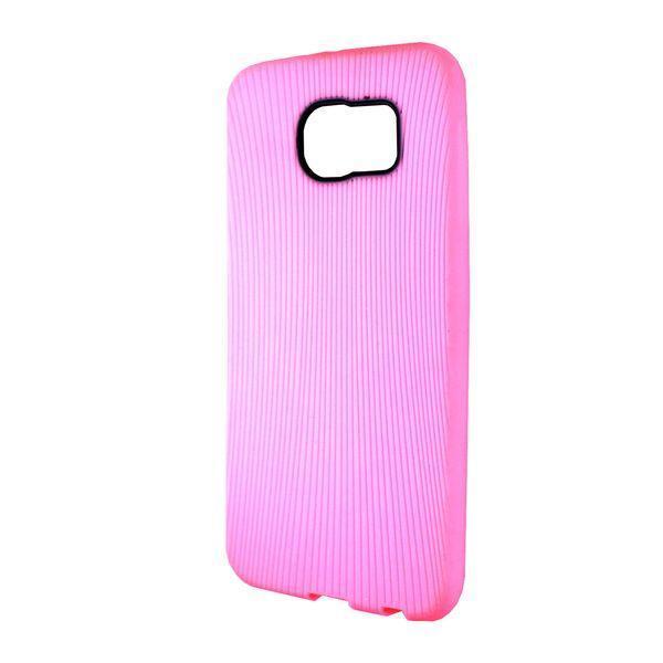 Чехол ROCK Melody SAMSUNG S6 EDGE (pink)