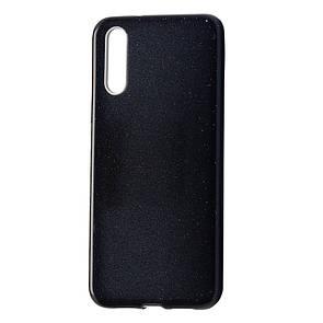 Чехол-накладка DK-Case Silicone Glitter Heaven Rain для Huawei P20 (dark)