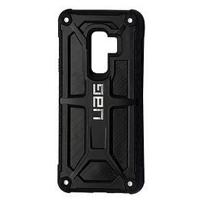 Чехол-Накладка DK-Case силикон UAG Monarch для Samsung S9 Plus (black)