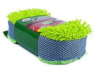 Губка из микрофибры для мойки и полировки автомобиля Turtle Wax X1186 (TWU003)