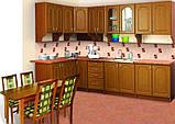 Популярная кухня Елена (МДФ), фото 3