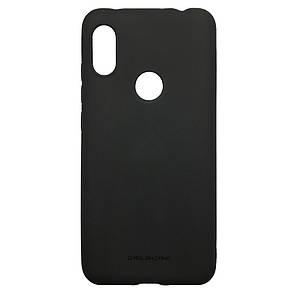 Чехол-накладка силикон Hana Molan Cano для Huawei P20 Lite (black)