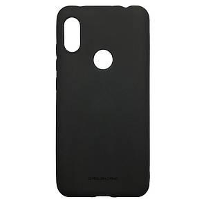 Чехол-накладка силикон Hana Molan Cano для Xiaomi Mi Mix 2S (black)