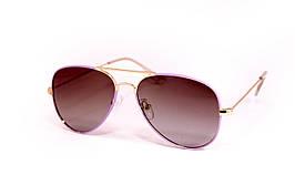 Детские очки розовые polarized D3026-1