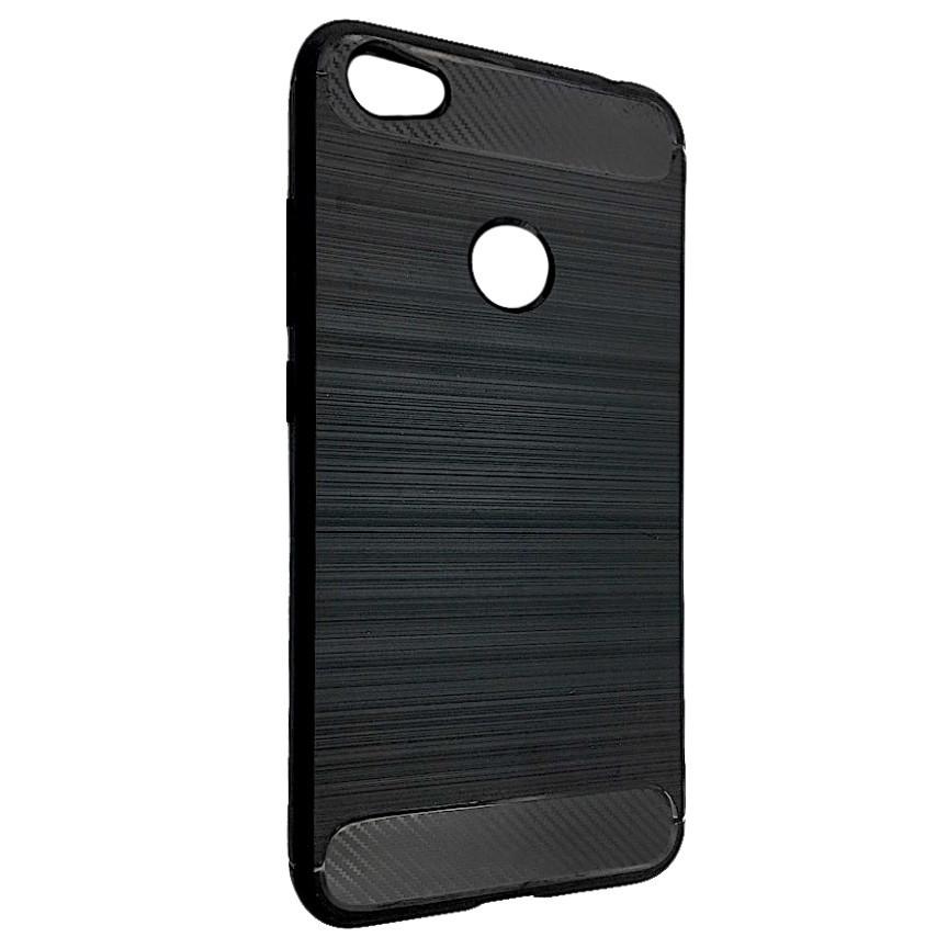 Чехол Carbon Steel Xiaomi Redmi Note 5A Prime (black)