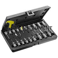 Набор инструмента 18 ед. для работы с штепсельными гнездами VW, Audi Stanley Expert E201801