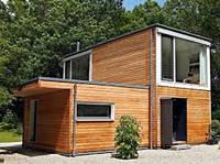 Построить загоролный дом по каркасной технологии