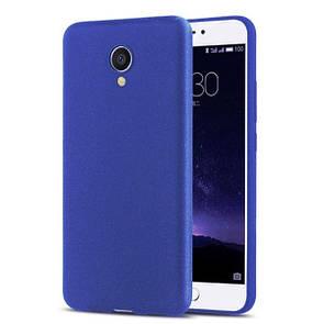 Чехол-накладка DK-Case силикон Шарпей для Meizu M3 (blue)