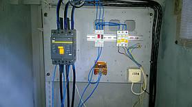 Установка и настройка привода постоянного тока ELL4020 (200A) на лущильный станок RAUTE (Рауте) 8