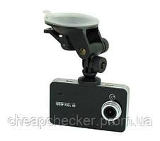 Автомобільний відеореєстратор DVR K6000 Full HD Vehicle Blackbox DVR 1080p DVR 6000 FullHD