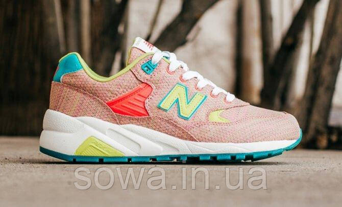 "✔️ Кроссовки New Balance MRT580 Sorbet Pack ""Orange April"""