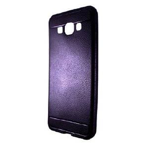 Чехол-накладка DK-Case силикон под кожу ultra slim для SAMSUNG G530H (black)