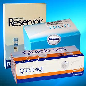 Аксессуары для инсулиновых помп Medtronic