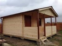 Строительство дачных домов недорого