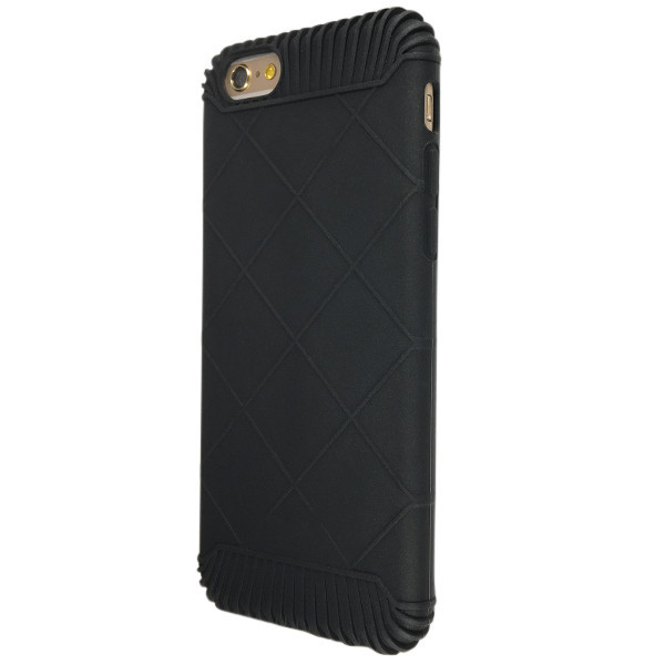 Чехол  Гребень for Apple iPhone 6/6S (black)