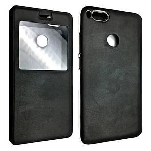 Чехол-книжка DK-Case на силиконе для Xiaomi Mi A1 (Mi 5X) (black)