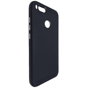 Чехол-Накладка DK-Case силикон с пластик бортом iPaky Cheap для Xiaomi Mi A1 (Mi 5X) (black)