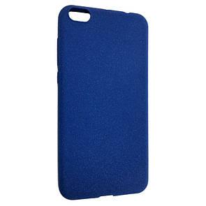 Чехол-накладка DK-Case силикон Шарпей для Xiaomi Redmi Mi 5c (blue)