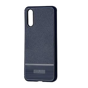 Чехол-накладка DK-Case силикон South Leather Rugged для Huawei P20 (blue)