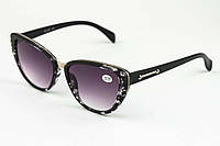Очки женские для зрения тонированные 2159