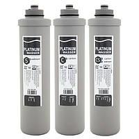 Комплект картриджей для фильтра Platinum Wasser NEO