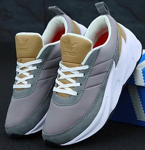 Женские Кроссовки Adidas Sharks Grey