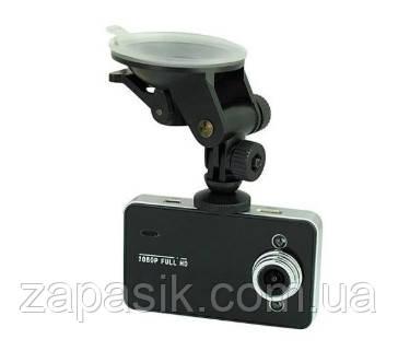 Видеорегистратор Автомобильный DVR K6000 Full HD Vehicle Blackbox DVR 1080p DVR 6000 FullHD