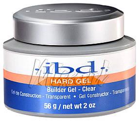 Конструирующий прозрачный гель Hard Gel IBD 56 гр