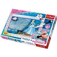 "Пазли ""54 Plus"" - В пошуках туфельки, Disney Princess, Trefl, 75112"