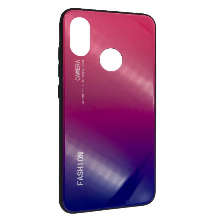 Чехол Glass Case Gradient Fashion Xiaomi Mi 8 (03)