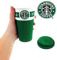 Керамическая кружка Starbucks Старбакс - экологически чистый материал