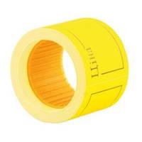Цiнник рамка 6 метрiв (5 штук в тубі) жовтий,Ф. ш.к.4824030210606