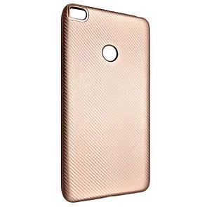 Чехол Carbon Xiaomi Mi Max 2 (rose gold)
