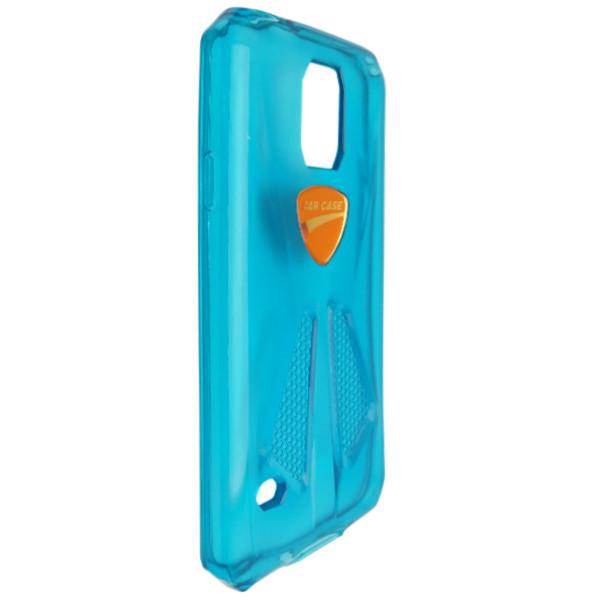 Чехол Car Case Samsung S5 (blue)