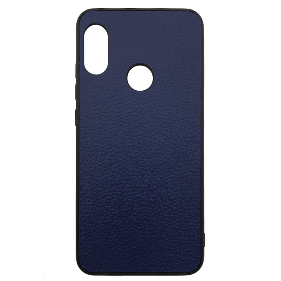 Чехол Leather Case Business Xiaomi Mi A2 Lite (Redmi 6 Pro) (blue)
