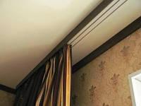 Потолочный карниз для штор – особенности выбора и установки